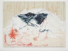 Devoured by you - Tracey Emin - 2014 - 94302 Gouache on canvas Photo: Ben Westoby