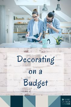 Decorate your interior on a budget. This doesn't have to be daunting and depressing. How can you get solutions for your interior problems and frustration? Decorating On A Budget, Interior Decorating, Depressing, Color Inspiration, Budgeting, Create Your Own, Cinema, Posts, How To Plan