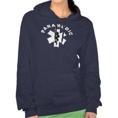 Paramedic EMS T-Shirts and Hoodies