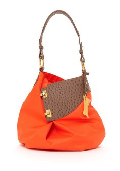IEOLUS Jenna Medium Expandable Bucket Bag