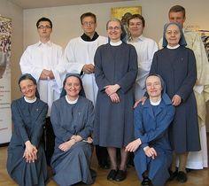 Institute for Vocations Queen of Apostles