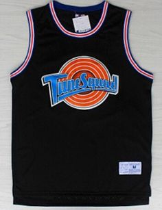 Michael Jordan Space Jam Tune Squad Basketball Jersey 47747e4342ce