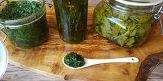 Medvedí cesnak - zber, spracovanie, liečivé účinky - Tinkine recepty
