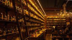 Portland Picks: Multnomah Whiskey Library  (Photo by Flickr User, Roger)