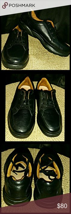 b24c5a6b41f4 NWOB Dr. Comfort Justin Men s Casual Shoe. Size 11W NWOB! Retail price    175.00 Black leather shoe Never worn. European style-perfect for casual or  dress.