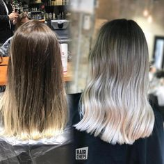 30+ Best Eye-catching And Lovely Ombre Hairstyles And Hair Colors Inspiration - Page 9 of 40 - Marble Kim Design Ombre Effect, Perfect Date, Ombre Color, Ombre Hair, Cool Eyes, Trendy Hairstyles, Hair Trends, Color Inspiration, Hair Cuts