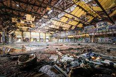 La série Abandoned NYC du photographeWill Ellis, qui nous entraine à la découverte deslieux abandonnés de la ville de New York dans de magnifiques photo