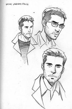 Wesley-sketches_for_comic_(IDW_Publications).jpg (325×492)