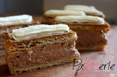 Speculaas Tompouce - PaTESSerie