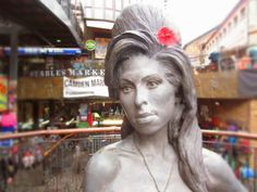 Glory charles.: Camden town......Amy winehouse... weed lollys ...d...