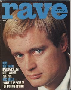 Rave Magazine - David McCallum