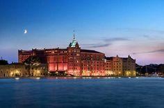Hilton Molino Stucky #Venedig