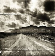 Road to the Mountains by Eric Vondy, via Flickr
