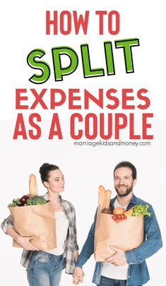 How to split expenses as a couple. Are you looking for ways to split your bills with your significant other? Try these genius ways to split your expenses!