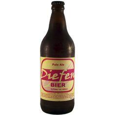 Cerveja Diefen Bier Pale Ale, estilo American Pale Ale, produzida por Cervejaria Diefen Bier, Brasil. 5.2% ABV de álcool.
