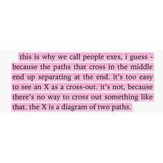 Tiny Cooper quote  Will Grayson, will grayson by John Green