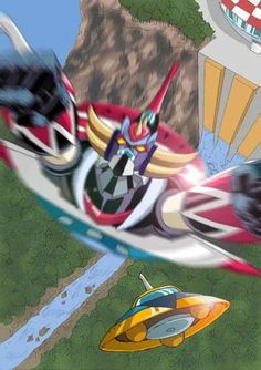 :) Space Adventure Cobra, Dc Comics, Robot Cartoon, Japanese Superheroes, Cool Robots, Super Robot, Animation, Ufo, Cartoon Characters