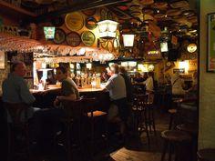 Delirium Cafe', Brussels: best.  bar.  ever.