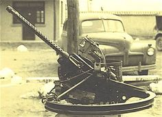 ホ-5 4式重爆撃機旋回銃座