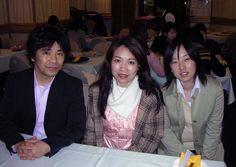 FFFS(Feetham家族機能調査)中文版の開発者(法橋尚宏,江黄潔芳,本田順子)です(2005年3月15日).http://www.familynursing.org/ja/fffs/