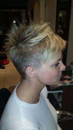 Short hair #nakedhair