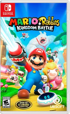 Image result for mario rabbids kingdom battle