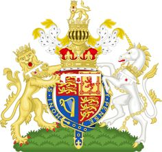 The Duke and Duchess of Cambridge's Conjugal Coat of Arms