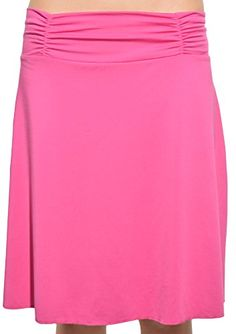 53d8de4c9d Colorado Clothing Tranquility Womens Skirt Pink (Medium) at Amazon Women's  Clothing store: