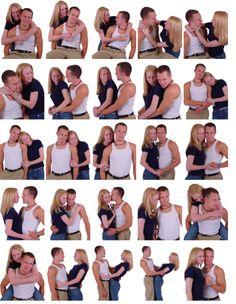 Более 1265 фотографий стандартных поз фотомоделей. Примеры женских и мужских поз. Макияж для фотосессии. Книги по позированию. Позы для портретной фотографии.