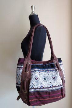 Ethnic Vintage Handmade bags  bohemian  beautiful by shopthailand, $49.99