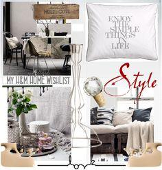 News | Whishlist per H&M Home store