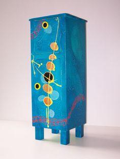 Telefonkommode by Mareike Scharmer, via Flickr