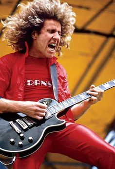 The former Van Halen frontman is actually quite the entrepreneur, with a business empire based on his passions: the beach, booze, and bikes. Music Pics, Pop Music, Blues Music, Music Stuff, Red Rocker, Sammy Hagar, Women Of Rock, Pose Reference Photo, Best Rock