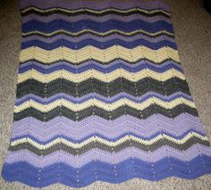 Ravelry: Project Gallery for Rustic Ripple pattern by Terry Kimbrough