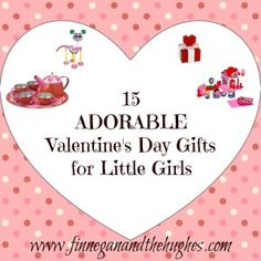 15 Adorable Valentine's Day Gift Ideas for Little Girls - Finnegan and The Hughes Valentines For Daughter, Valentines Gifts For Her, Valentine Day Love, Valentine Day Crafts, Diy Valentine's Gifts For Her, Gifts For Teens, Little Girl Gifts, Little Girls, Creative Valentines Day Ideas