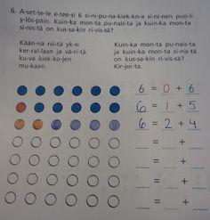 OpenIdeat: Varga-Nemenyi 1. lk menetelmäkurssi päivä 3 Math Games, Maths, Periodic Table, Classroom, Words, Montessori, Count, Periotic Table, Class Room