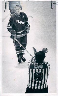 Gordie Howe | Houston Aeros | WHA | Hockey