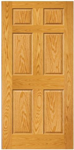 Masonite solid core 6 panel oak bi fold closet interior door masonite solid core 6 panel oak bi fold closet interior door common 36 in x 80 in actual 355 in x 79 in laundry room pinterest closet doors planetlyrics Images