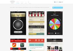 http://www.meer.li mobile design community and inspiration