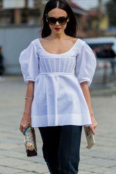 The best street style looks from Milan Fashion Week autumn/winter 2016
