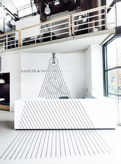 Saatchi & Saatchi Offices by Inhouse Brand Architects, Cape Town – South Africa » Retail Design Blog