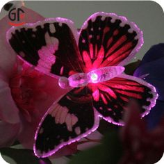 Led Color Changing Butterfly, View Led Color Changing Butterfly, GF Product Details from Shenzhen Great-Favonian Electronics Co., Ltd. on Al...