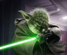 Star Wars Pictures, Star Wars Images, Star Wars Books, Star Wars Characters, Yoda Lightsaber, Meister Yoda, Star Wars Tattoo, Star Wars Wallpaper, Star Wars Fan Art