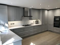 Check out this crucial photo as well as look into today guidance on Kitchen Worktop Ideas Grey Kitchen Designs, Kitchen Room Design, Home Decor Kitchen, Kitchen Interior, Open Plan Kitchen Dining Living, Open Plan Kitchen Diner, Living Room Kitchen, Howdens Kitchens, Howdens Worktops