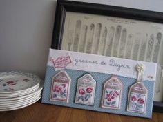 Petite Madame » Blog Archive » Graines de Digoin…