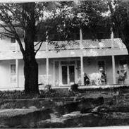 Lawson family home, Wesley, Arkansas