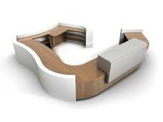 creative reception desk - Google Search