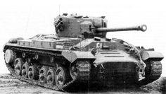 Valentine XI - バレンタイン歩兵戦車 - Wikipedia