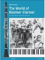 KAATZ K. - THE WORLD OF KLEZMER CLARINET 7 Leichte Stücke - € 20,95 Klarinet wereldmuziek, Klarinet/Piano, DOBLINGER 35358