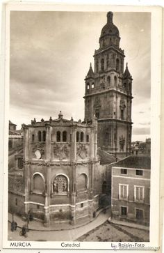 plaza apatostoles catedral Murcia: Business Center Metropolis Empire - Page 117 Murcia, Business Centre, Barcelona Cathedral, Notre Dame, Empire, Spain, Tower, Places, Angel